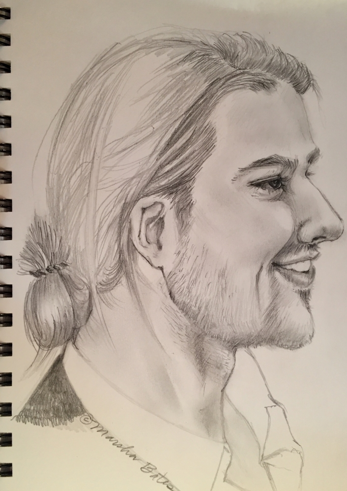 David Garrett by MarshaElle